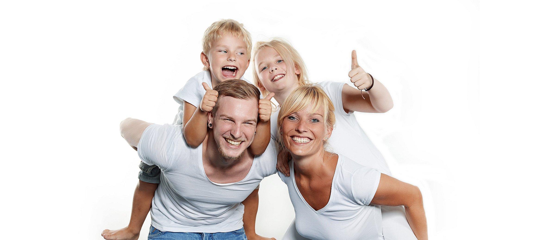 Augenarzt Kassel - Darstellung Familie